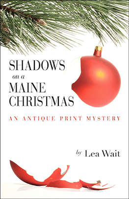 Shadows on a Maine Christmas